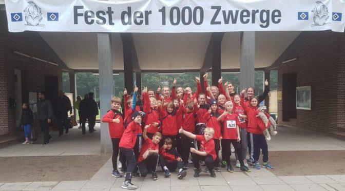Kieler Leichtathletik Nachwuchs mit starkem Saisonabschluss